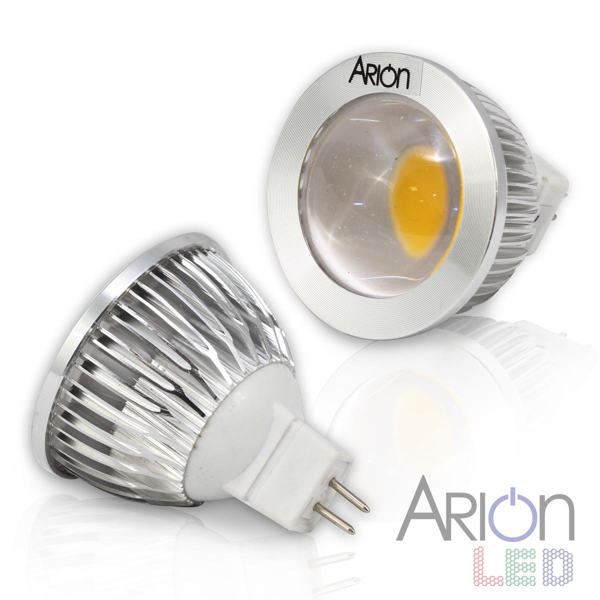 3w Cob Led Spot Light Bulb 12v For External Driver Mr Bulb Lamp